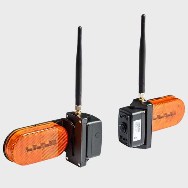 Haloview Wireless RV Side Marker Light Cameras