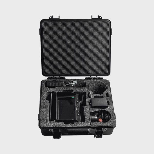 Haloview MC7108 Wiring-Free Wireless Camera Monitor System Portable Kit