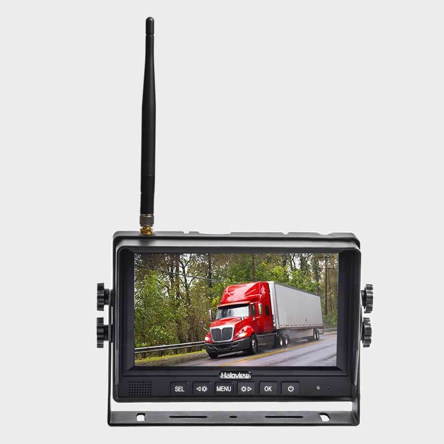 Rear View Camera System >> Haloview Mc7108 7 720p Hd Digital Wireless Rear View Camera System