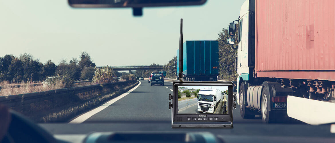 Buying a High Image Quality Backup Camera for RV