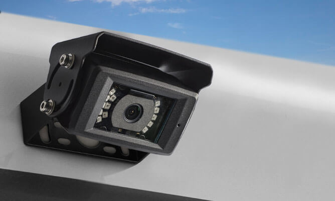 Range Dominator Backup Camera