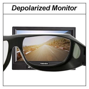 Range Dominator Depolarized Monitor