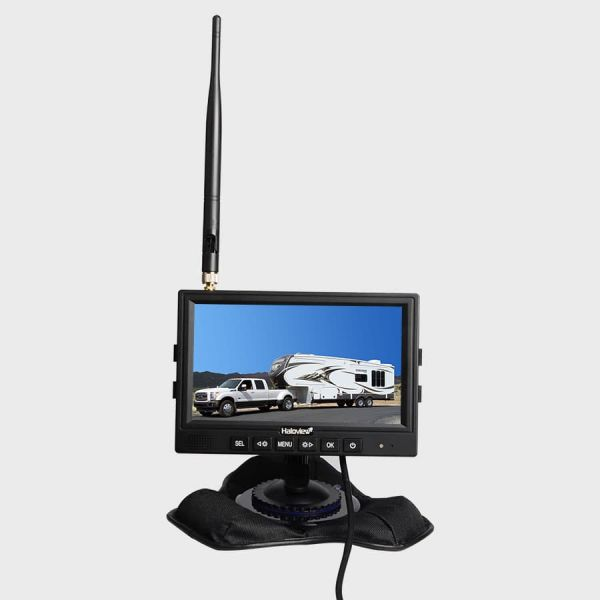 Beanbag Mount for Haloview Monitors