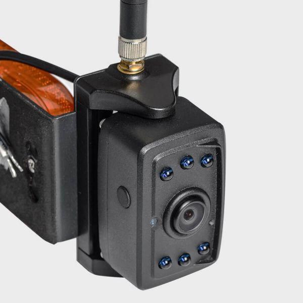 Haloview Wireless RV Side Marker Light Cameras