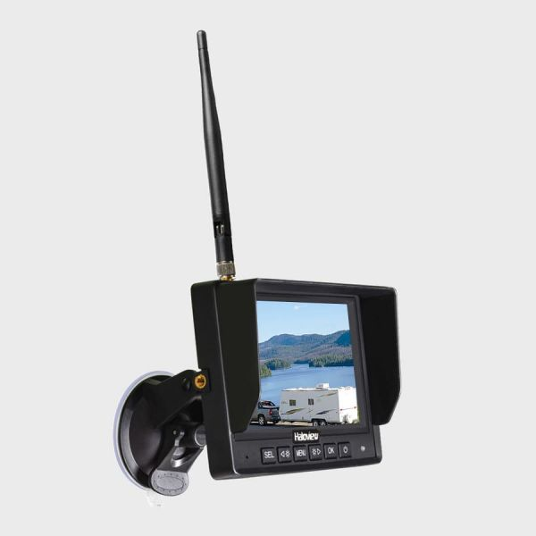 Haloview M5111 5'' 720P HD Digital Wireless Rear View Monitor