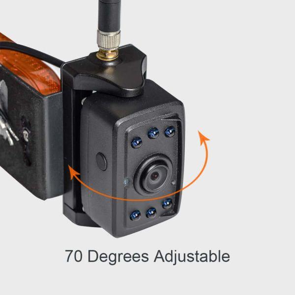 Haloview MC7109-MAX 7'' 720P HD Digital Wireless Rear View Camera System