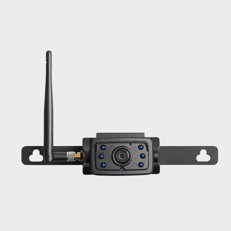 Haloview CA109 Wireless 720P High Definition License Plate Rear View Camera for MC7108/MC5111
