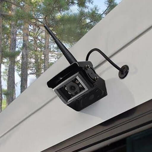 The Top wired or wireless backup camera for RV Traveling?
