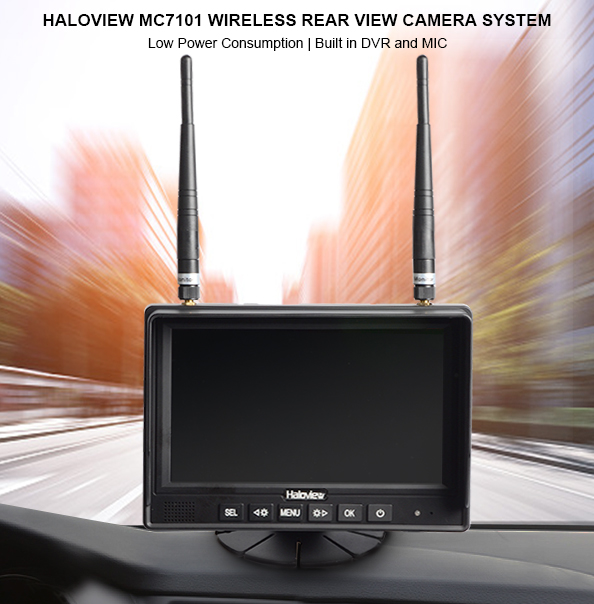 Haloview MC7101 system