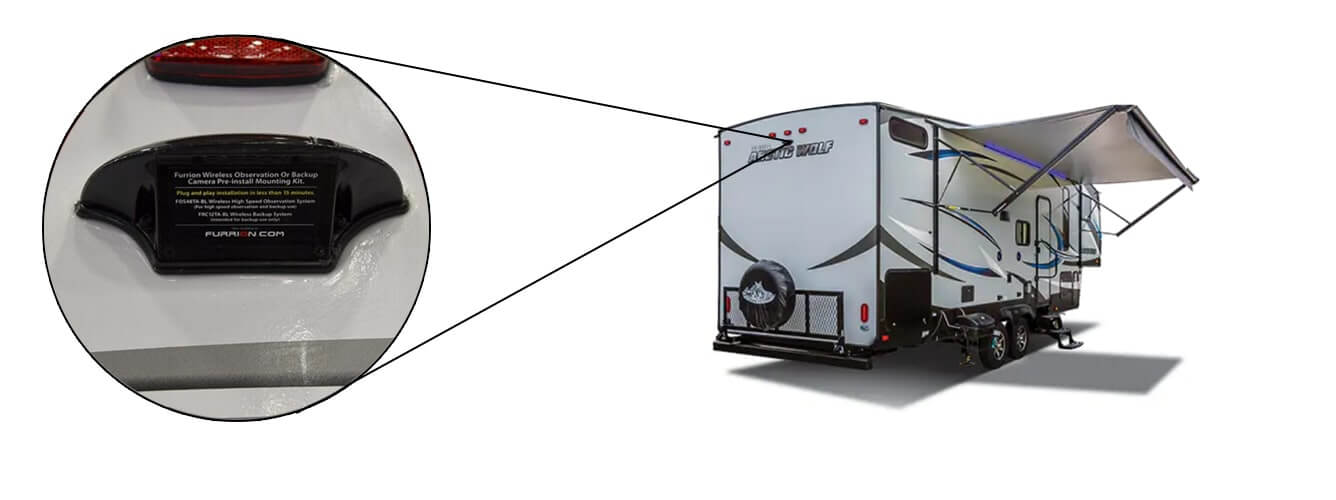 Furrion pre-wired RV